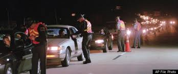 DUI roadblock